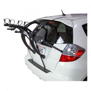 Saris Bones EX Trunk Rack 2 Bike Black Integrated Strap Management Toptube Mount