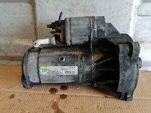 2005 PEUGEOT 407 2.0 HDI Starter Motor  04-10 9646972280