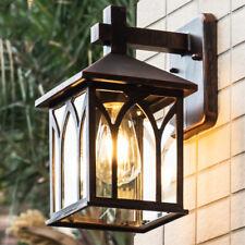 Outdoor/Indoor Waterproof Retro Wall Lights Sconce Garden Light Wall Lamp L264HC