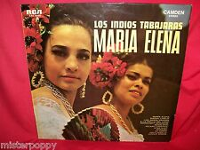 LOS INDIOS TABAJARAS Maria Elena LP 1970s GERMANY MINT- Sexy Cover