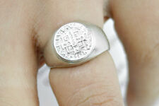 Vintage Sterling Silver Woman's Ring size 3/4