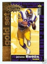 95 COLLECTORS CHOICE CRASH THE GAME GOLD JEROME BETTIS