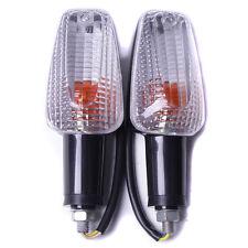 Clear Turn Signal Indicator Lights For Honda HORNET 250 VTR250 CB600 (Fit: CB)