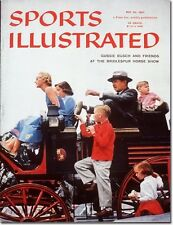 May 20, 1957 Gussie Busch Horse and Horse Racing Sports Illustrated A