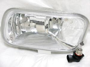 Driving Fog Light Lamp w/Bulb Passenger Side For 2009-2012 Ram 1500 Pickup Truck