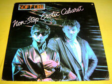 PHILIPPINES:SOFT CELL - Non-Stop Erotic Cabaret LP ,Marc Almond,New Wave,RARE