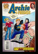 Archie & Friends #105 (Jan 2007) Archie Comics Katy Keene Story Riverdale
