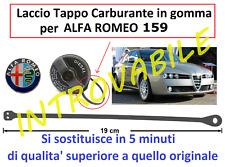 Laccetto Filo Cordino Cavetto per Tappo Serbatoio Diesel Benzina ALFA ROMEO 159