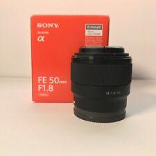 Sony FE 50mm f/1.8 Lens for Sony