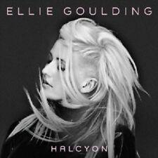 ELLIE GOULDING - HALCYON  CD POP INTERNATIONAL NEW+