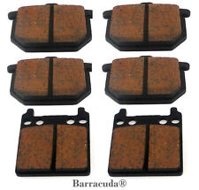 Brake Pads Goldwing GL1000 1978-1979 (3 sets complete)