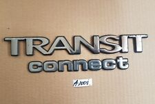 Ford Transit Puerta Trasera Placa Insignia Emblema