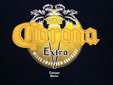 Corona Extra Cancun Mexico Import Beer Liquor College Party T Shirt M
