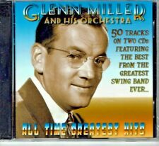 Glenn Miller And His Orchestra All Time Greatest Hits (2 cds Set)  NEW SEALED CD