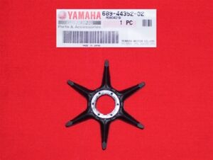 GENUINE Yamaha Outboard Water Pump Impeller 689-44352-02