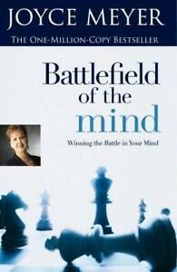 Battlefield Of The Mind - Winning The Battle In Your Mind - Paperback - GOOD