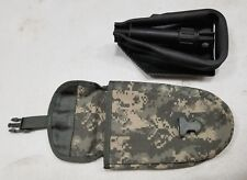 Entrenching Shovel Intrenching Trifold Folding  E-tool Small Shovel & CASE MIL