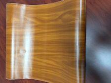 DC 200-2445 Cherry Wood Grain Self Adhesive Foil 45cm x 5m Made Germany