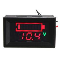 12V Blei-Säure-Batterie-Statusanzeige Kapazität Doppel-Led-Anzeige Tester Me NYT