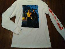 Boyz N The Hood men Tshirt Long Sleeve Tee Shirt  Licensed Movie 90's men new