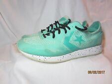 Converse 145301C Auckland Racer Aqua Green Men Walking Shoes 7.5