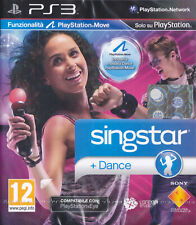 SINGSTAR + DANCE (ITA)