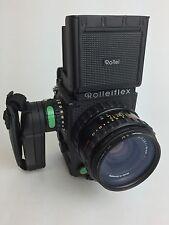 Rollei Rolleiflex 6008AF Camera with Xenotar 80/2.8 AF PQS Lens Kit Set