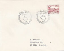 Greenland 1981 Peary Land Expeditions FDC Dundas CDS VGC