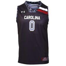 South Carolina Gamecocks Under Armour Basketball Jersey #0 Authentic Replica NWT