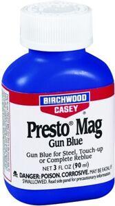 Birchwood Casey Presto Blue Magnum Gun Cleaning Supplies 3 Ounce Bottle 13525