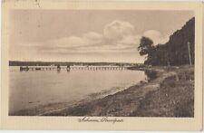 AABENRAA STRANDPARTI Coast DENMARK Vintage PC German Marine Feldpost 1917