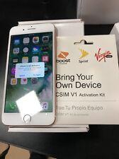 Apple iPhone 7 Plus - 128GB Rose Gold (Boost Mobile) Refurbished CLEAN ESN 10/10