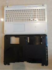 New SONY SVF152A29M SVF152A29W SVF154 US Keyobard Palmrest Touchpad Bottom Cover