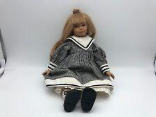 Heidi Ott ⭐️⭐️ Vinyl Puppe 32 cm. ⭐️⭐️ Top Zustand
