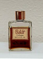 Gemaine Monteil Bakir cologne mini splash bottle, 0.5 oz / 15 ml