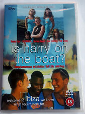 Is Harry On The Boat? (DVD, 2001)