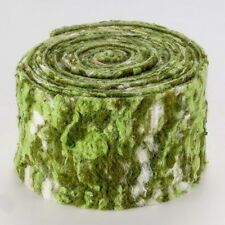 "Happy-Filz""Sommerwiese""Topfband*Filzband*b=15cm*grün-grün*Deko-Band*Schaf-Wolle"