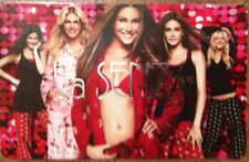 LA SENZA COLLECTIBLE GIFT CARD SEXY GIRLS NO VALUE NEW !
