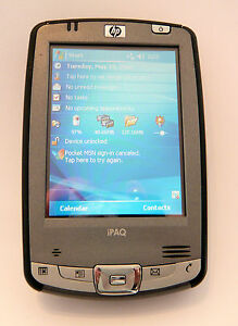 HP iPAQ HX2000 Series PDA plus Accessories