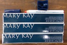Lot of 3 Mary Kay Weekender Lip Pencil w/ Sharpener New in Box Coral Stone