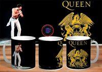 Queen rock band Mug 110z Freddie Mercury #5