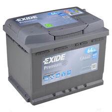 Exide Premium Carbon Boost 64Ah 640A Autobatterie EA640 *sofort einsatzbereit*