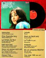 LP Belina; Ich bin (Polydor 249 276) D