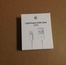 Original OEM Apple Lightning Cable USB Charger for iPhone 6 7 8 X Plus 2M