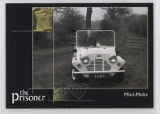 2002 Cards Inc The Prisoner Autograph Series #71 Mini-Moke Non-Sports Card 0f8