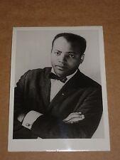 Titus Turner  6 x 5 1961 Decca Records Publicity Photo