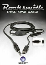 Ubisoft Rocksmith Real Tone Cable for PC, Xbox 360 and PlayStation 3