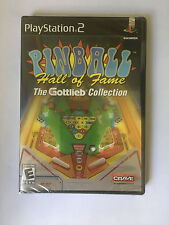 Pinball Hall of Fame: The Gottlieb Collection (Sony PlayStation 2, 2004), Crave