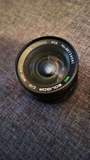Soligor 20mm F2.8 Objektiv - Canon FD Mount Lens