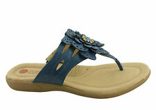 Women's 3/4'' to 1 1/2'' Heel Sandals in Floral Pattern